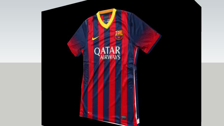 fc barcelona 2013 2014 shirt 3d warehouse fc barcelona 2013 2014 shirt 3d warehouse
