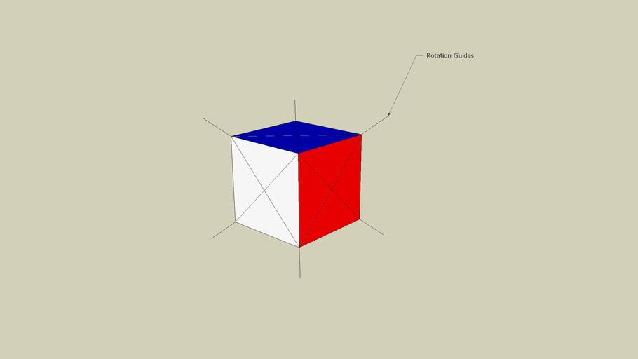 "Playable ""X"" Cube"