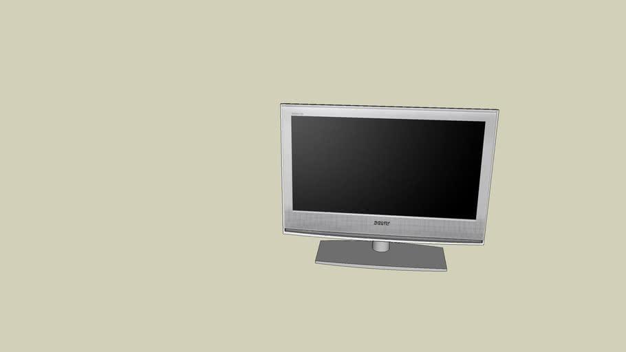 Sony Bravia LCD TV KLV-32S200A