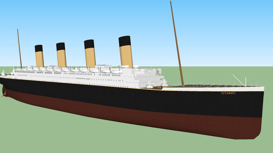 R.M.S. Titanic (1935)