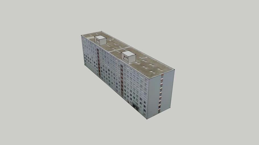 Koleje Pod Palackým Vrchem - Blok A05