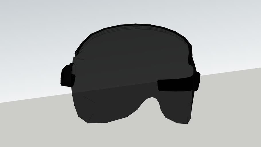 fighter pilot visor