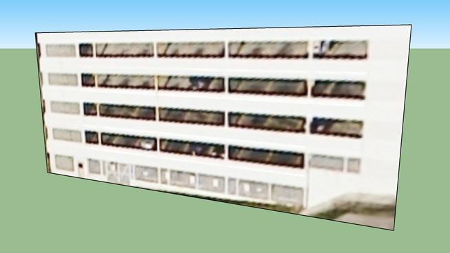 Gebäude in Nashville, Tennessee, Vereinigte Staaten
