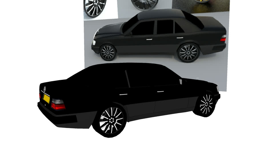 Mercedes Benz W/124  E-320