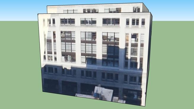 Building in Westminster, London W1F 7TN, UK
