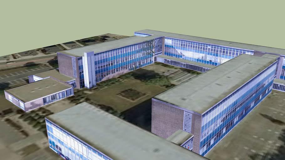 HOWEST campus Rijselstraat