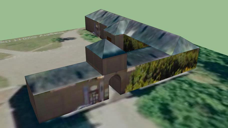 Boerglum Kloster - Sidewing1