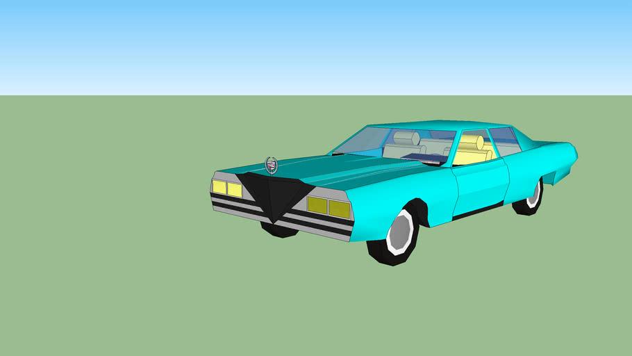 Remodeled Cadillac Eldorado