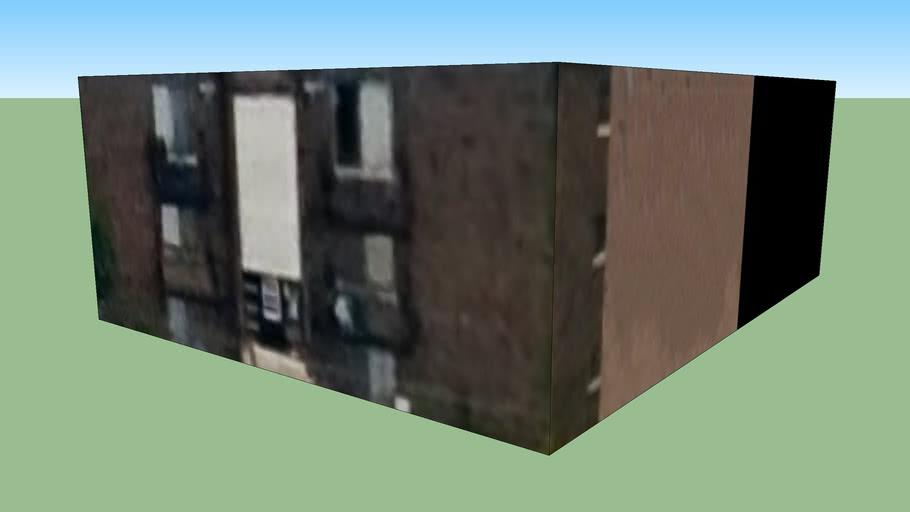 Gebäude in Cincinnati, Ohio, Vereinigte Staaten