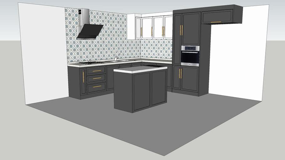 kitchen_prench morden