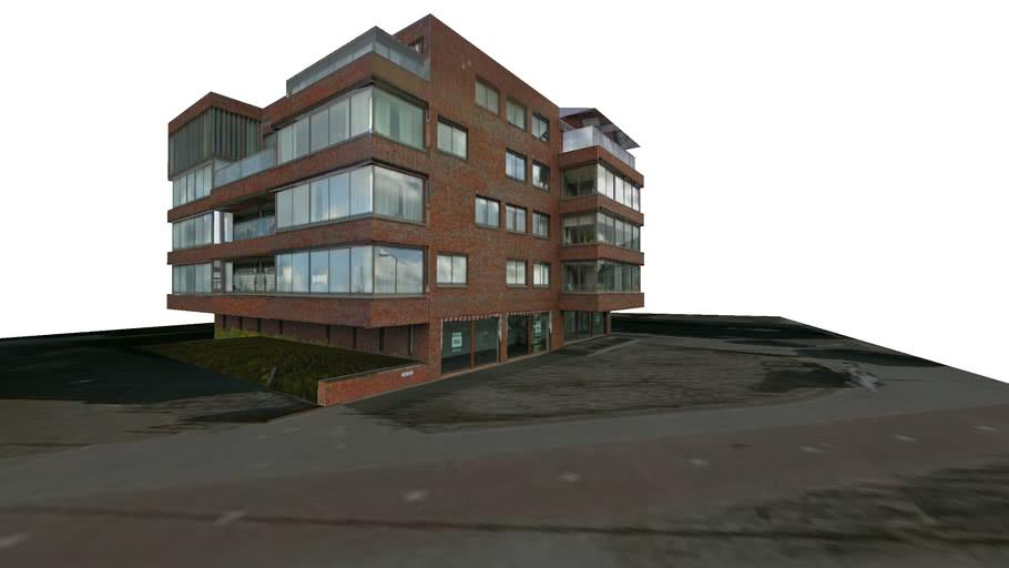 367 Doctor Lelykade, Scheveningen, Nederland