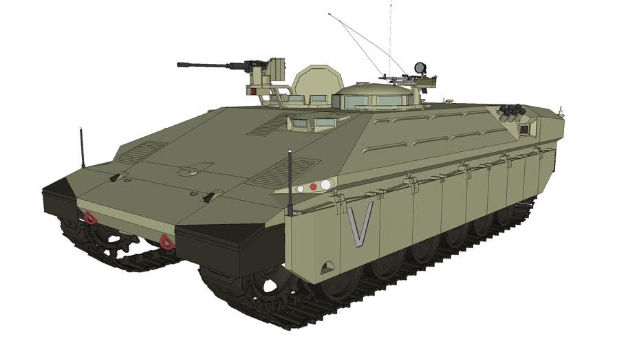 Namer Mk.2, IDF, 2010