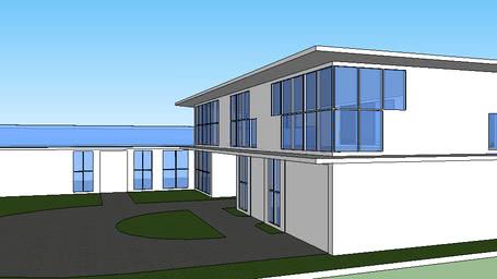 Modernist House #3