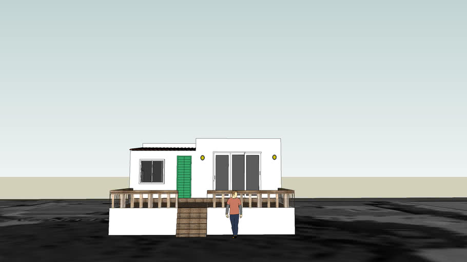 Punta Prima (Menorca)  House