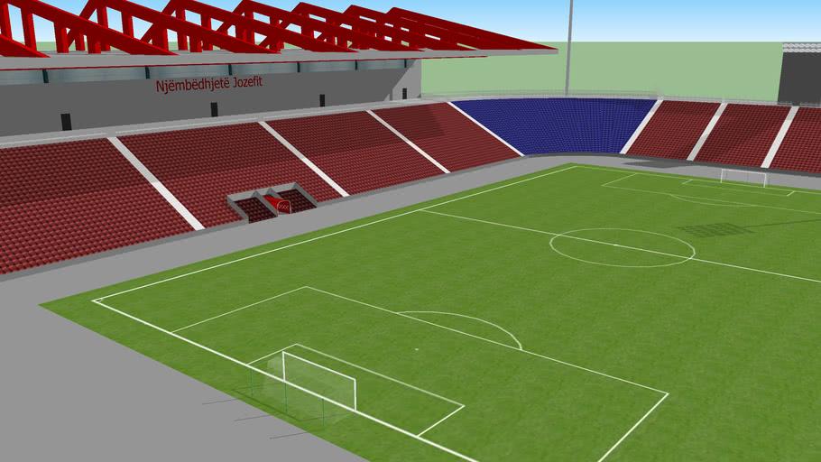 Albanian Superliga Stadium