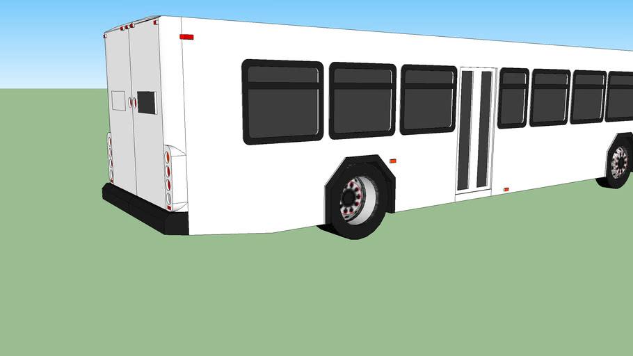 "Gillig Low Floor ""Advantage"" Transit Bus"