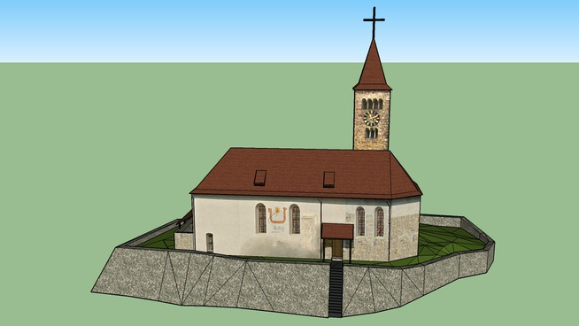 Brienz church v.2 (no trees)
