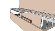 Coberturas Metalicas e Vidro