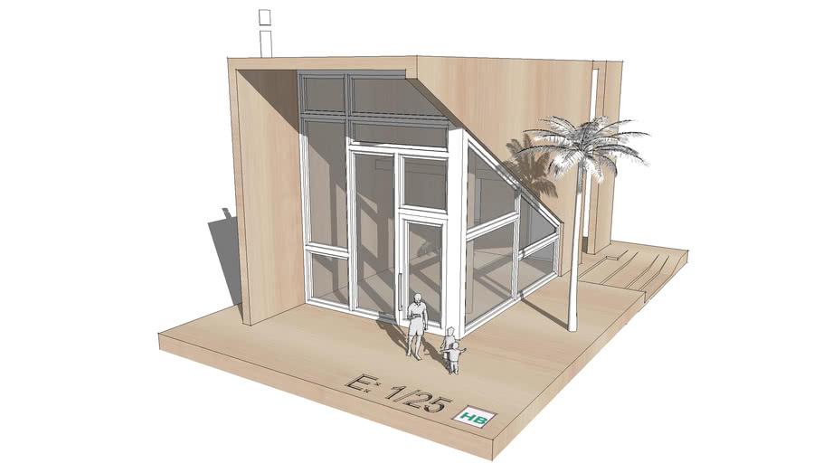 "Housing Model ""Maqueta"" HB"