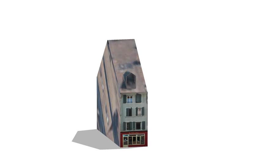 Building in Morges, Switzerland