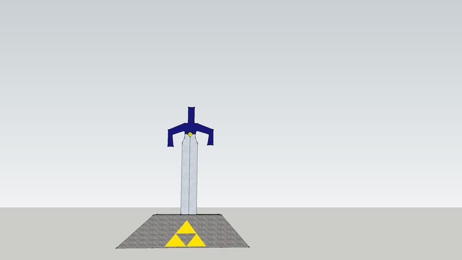 ocarina of time master sword