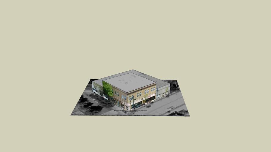Smockville Station Antiques/ Barbershop