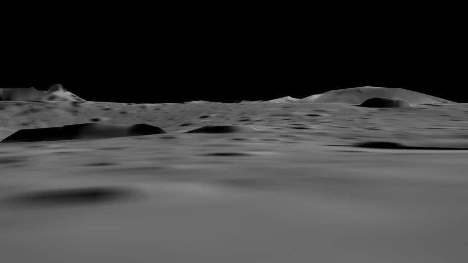 Moon Terrain Final Version