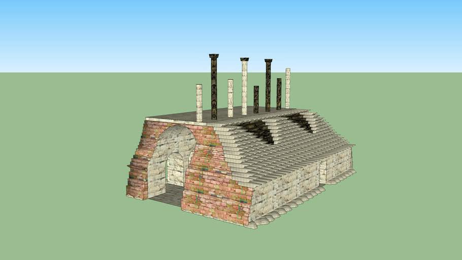 roman hippodrome, Tyre