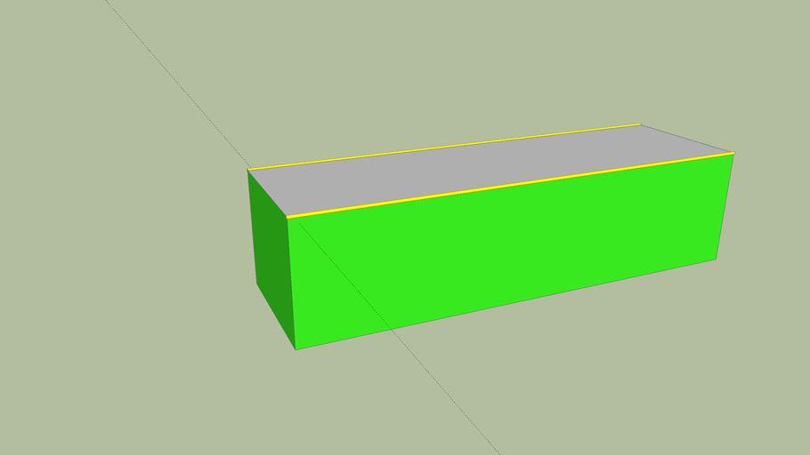 12 ft flat box