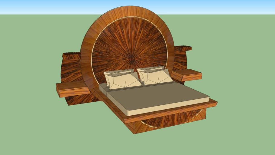 Galaxy Bed