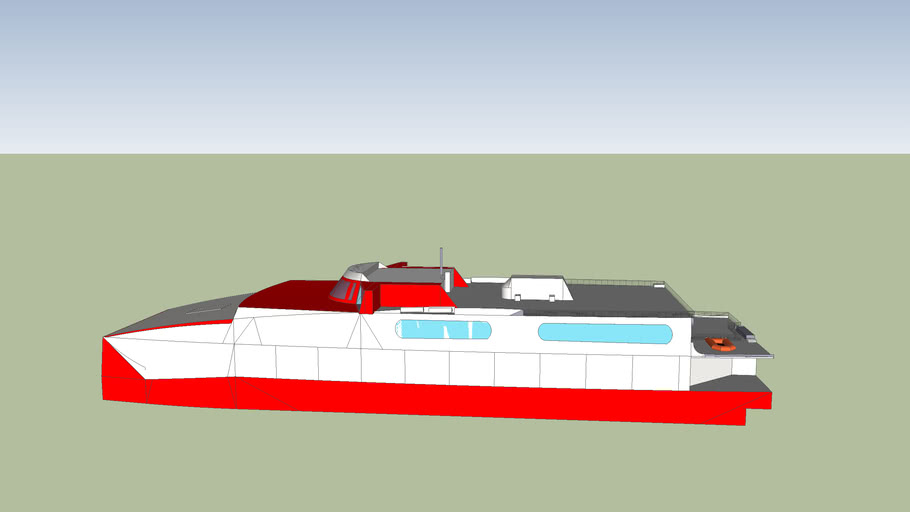 Nordhausen Electric F-10 fast ferry
