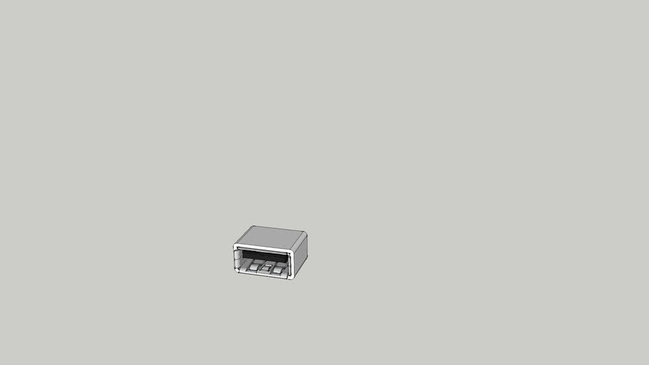 USB Female Connector