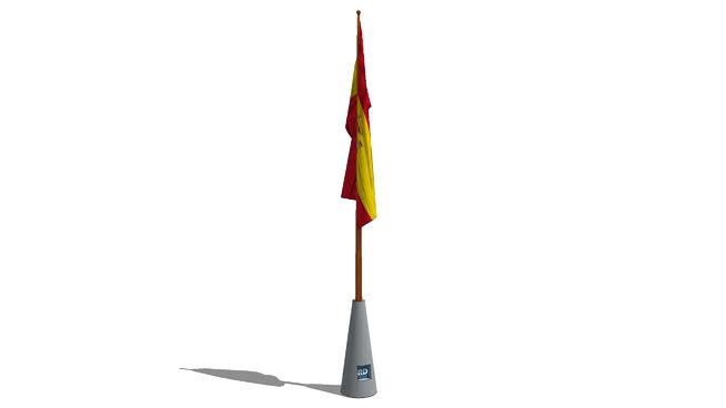 """Bandera Española"" RD"
