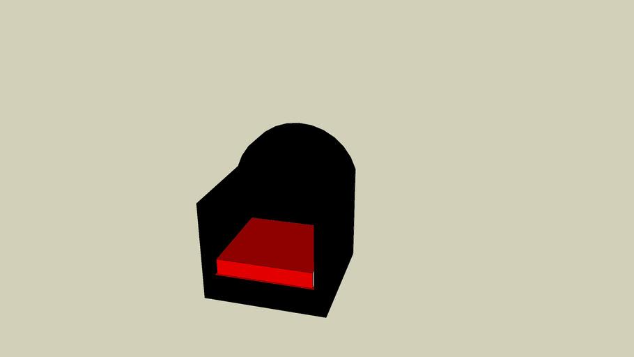 Poltrona, Chair