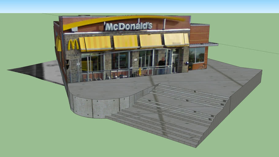 McDonalds Gerrard Square