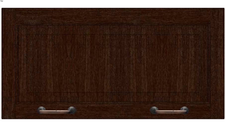 Wall Refrigerator Top Hinge 15Hx24D