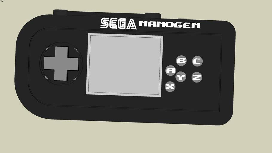 Sega Nanogen