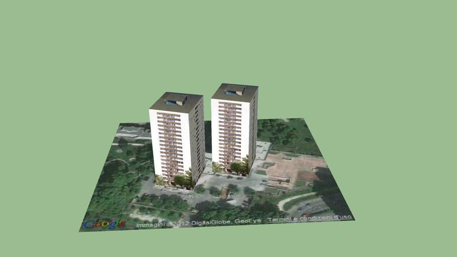 grattacieli residenziali