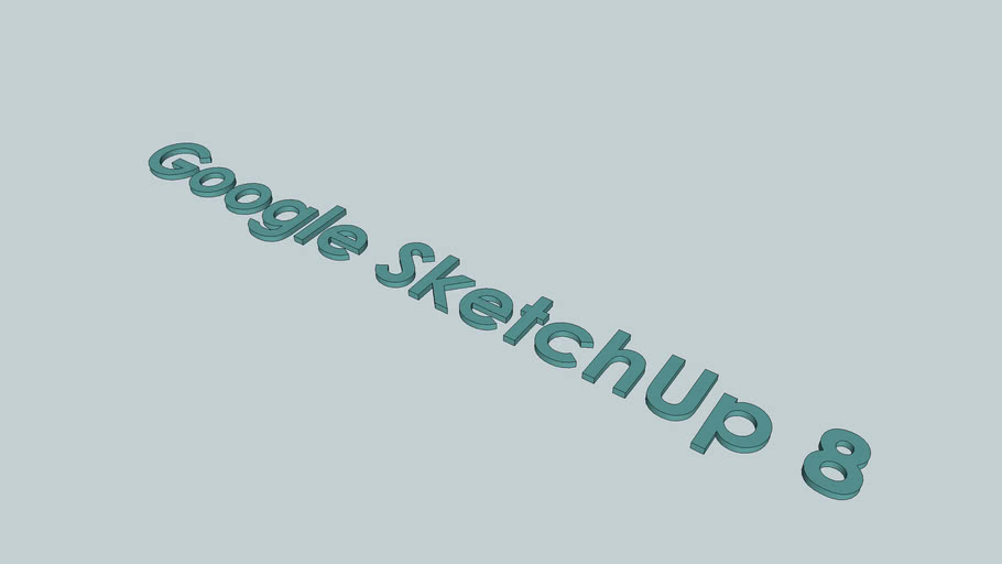 3d warehouse google sketchup 8 free download