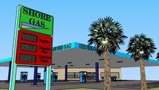 Gas/Fuel/Service Station