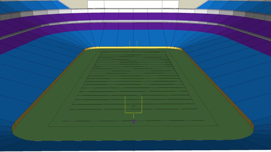 Foot Ball Stadium