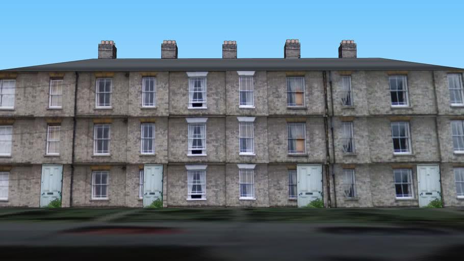 Terraced houses In Harleston