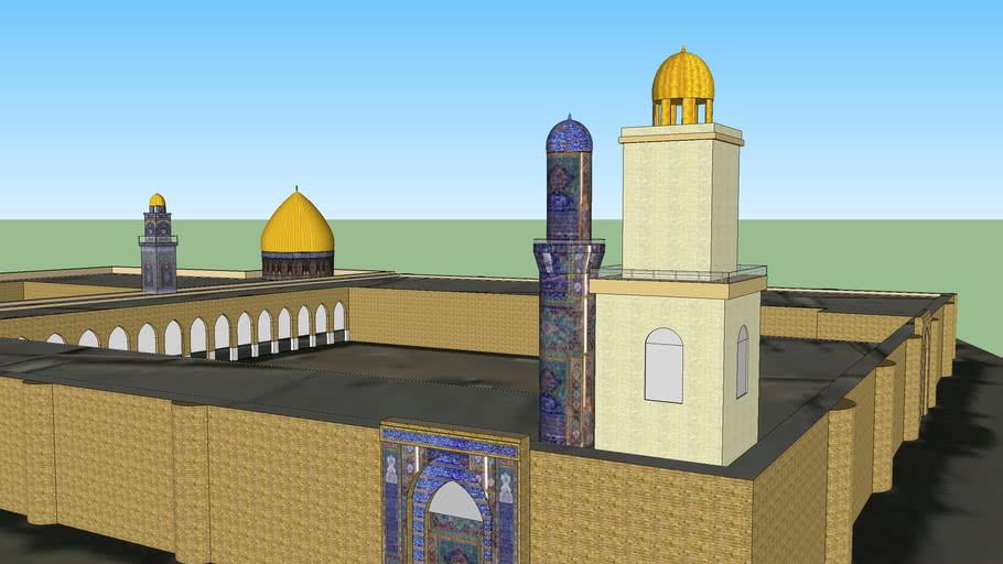 مسجد الكوفة المعظم