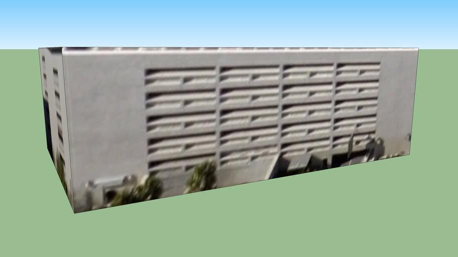 parking garage Las Vegas, NV, USA