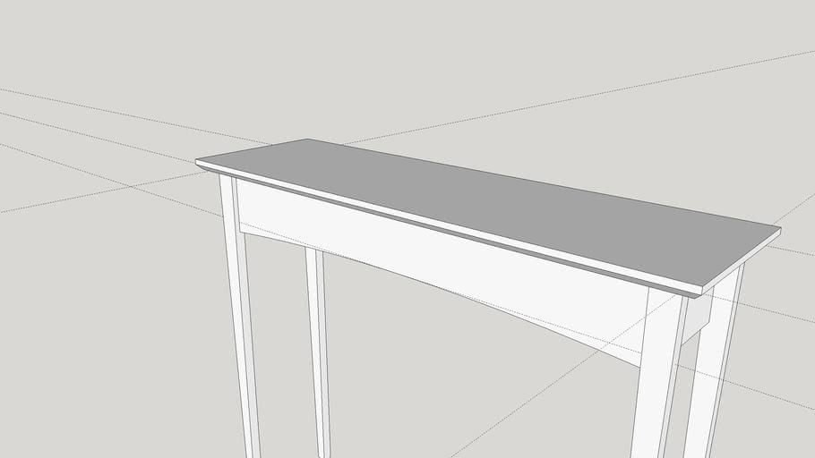 SketchUp4 Fortnite table
