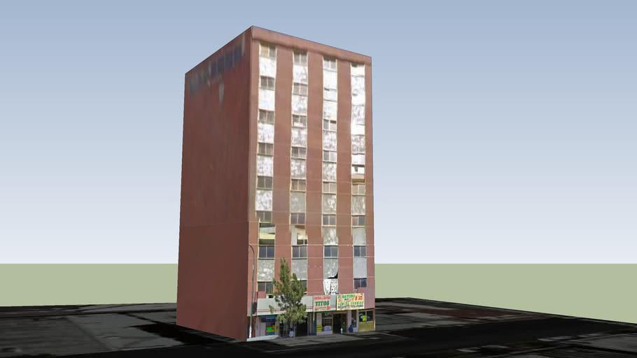 Edificio de la Av. Juárez