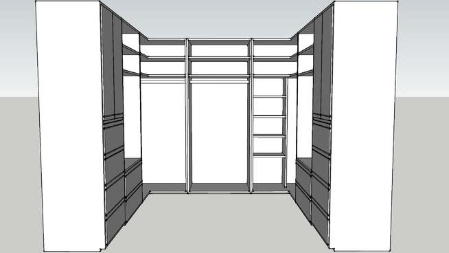 Closet Deia