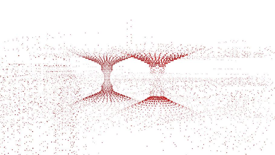 Movement through Dots