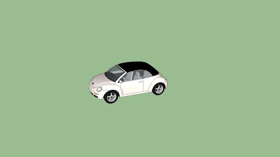 lite version of Cabriolet VW