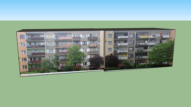 Blok Łanowa 17